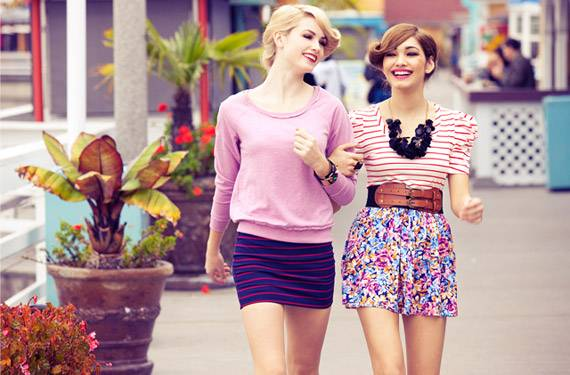 Forever 21  Spring 2010 collection (3)