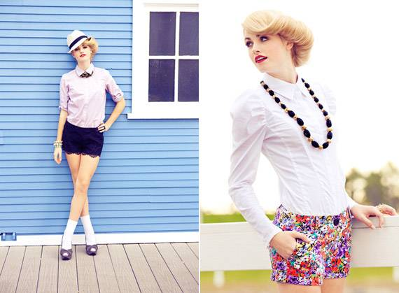 Forever 21  Spring 2010 collection (4)