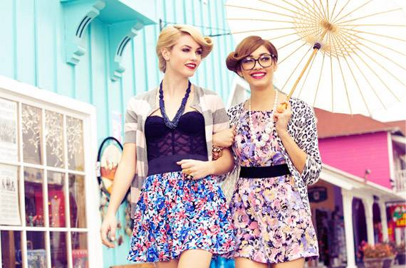 Forever 21  Spring 2010 collection