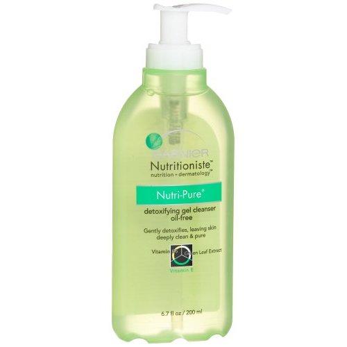 Garnier Nutritioniste Nutri-pure Detoxifying Gel Cleanser