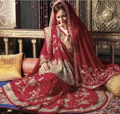 Indian bridal wear (2)
