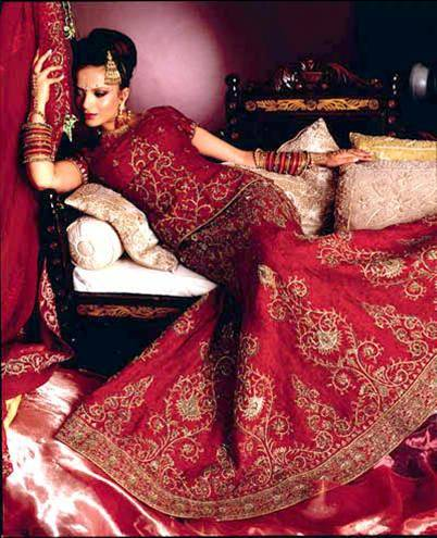 Indian bridal wear (3)