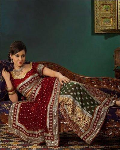 Indian bridal wear (5)