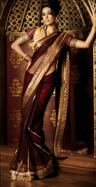 Indian bridal wear (7)
