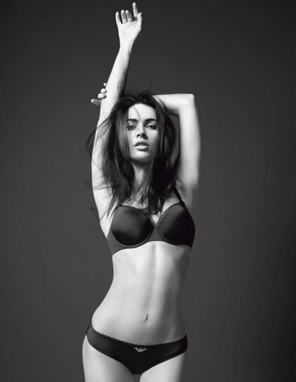 Megan fox for armani underwear ad (2)