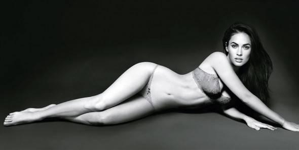 Megan fox for armani underwear ad (4)
