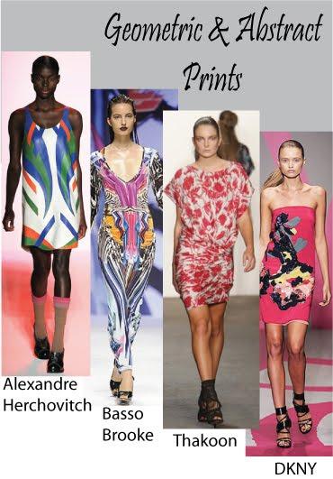 Trends Spring / Summer 2010 (Prints)