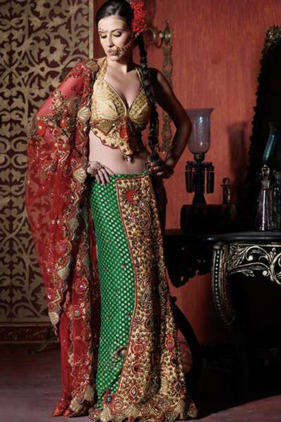 Royal Indian costume