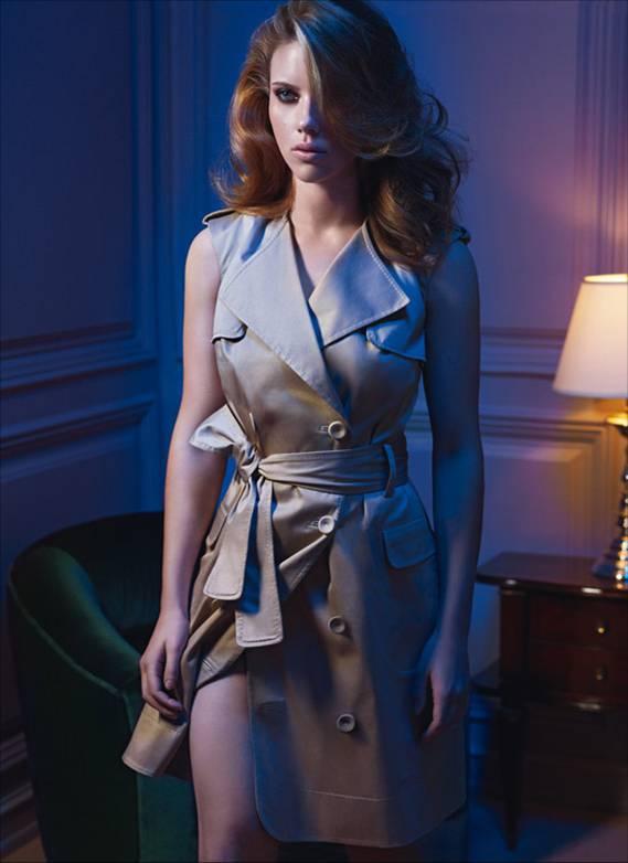 Scarlett Johansson for Mango SS 2010 campaign (2)