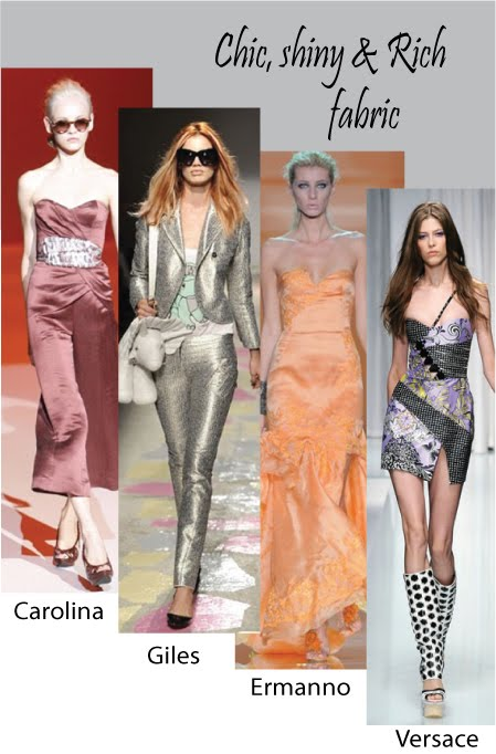 Trends Spring  Summer 2010 (Fabric) 2