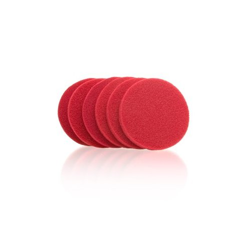 Wonder Pro Professional Red Rubber Sponge