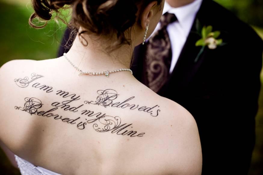 back tattoos- 3