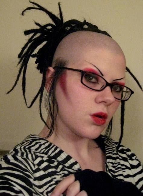 crazy hairstyles 1