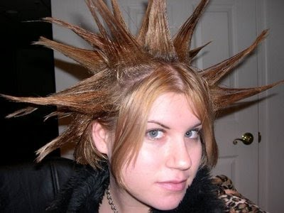 Excellent Crazy Hairstyles Hairstyles For Women Draintrainus