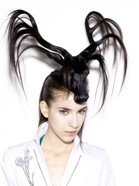 crazy hairstyles 7