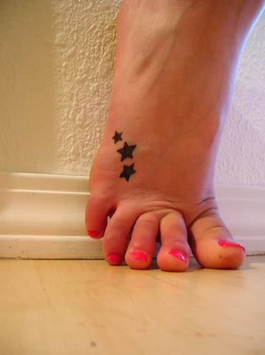 foot tattoo aftercare. foot tattoo design