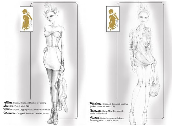 lindsay lohan fashion collection 4