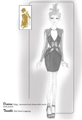 lindsay lohan fashion collection