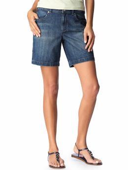 mid-length shorts 2