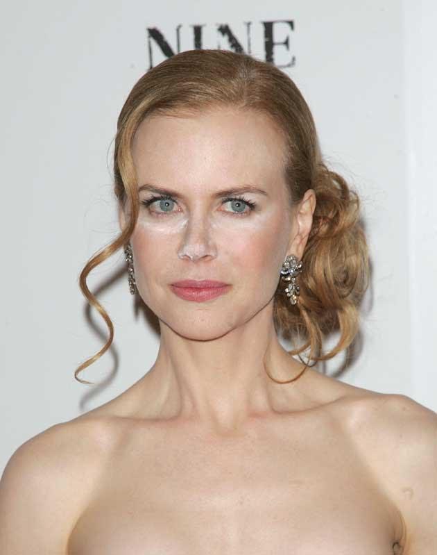 """Nicole Kidman's make-up disaster"""