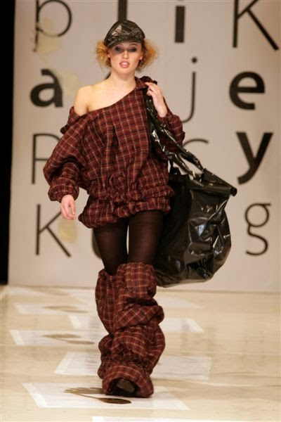 Recycled fashion collection ideas