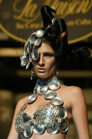 recycled fashion collection ideas 5