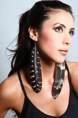 Crazy earrings jewelry