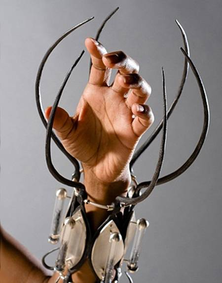 Crazy jewelry Rebekah frank
