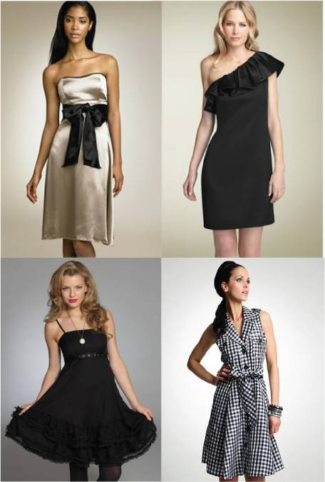 Dresses for small breast / Petite