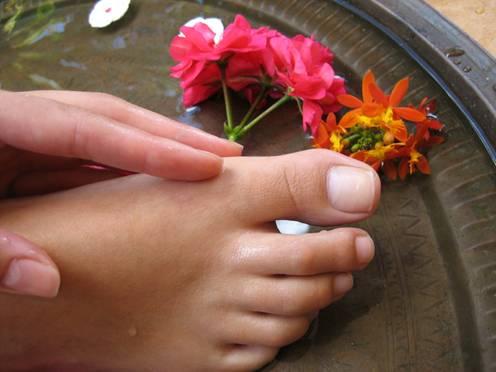 Foot care / Pedicure