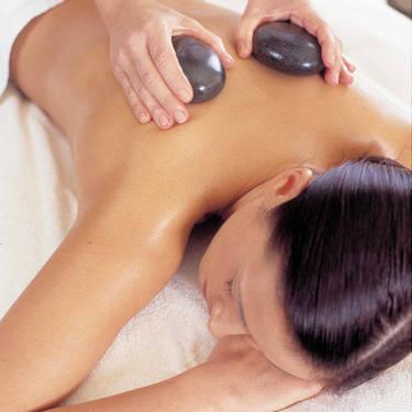 Hot stone massage (2)