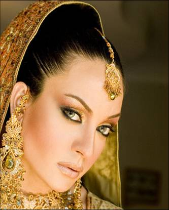 Indian bridal hairstyles (12)