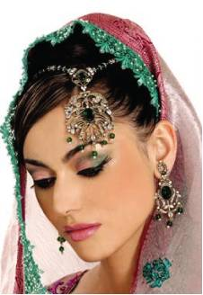 Indian bridal hairstyles (14)