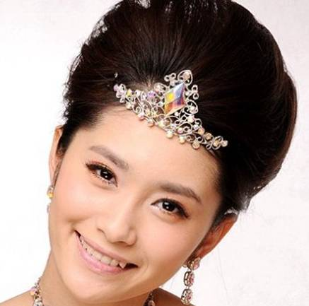 Indian bridal hairstyles hair jewelry