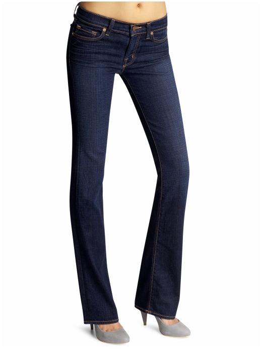 Jeans for apple body shape