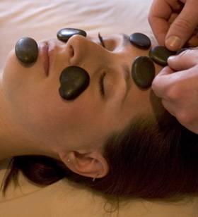 Massage therapy / Hot stone