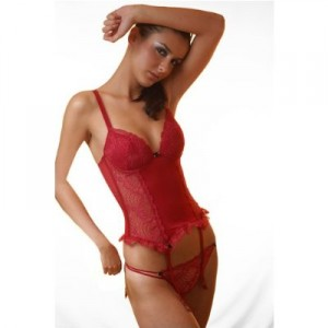 Merry Widow Lingerie Fashion