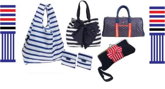 Nautical handbags