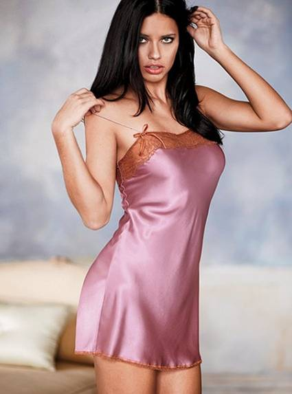 Satin full slip