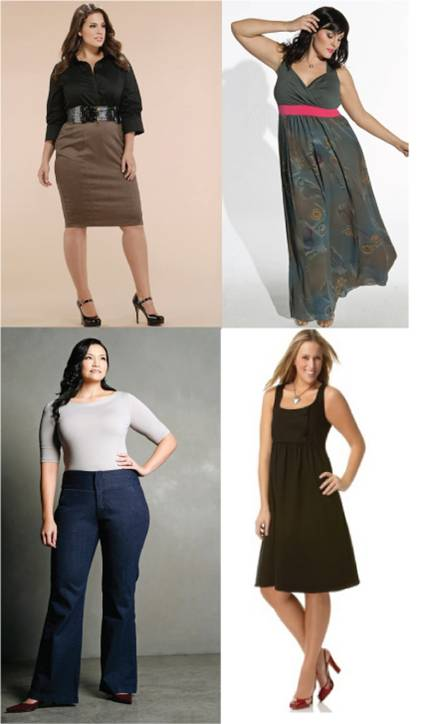 Skirts / trousers / dress for plus size / large hips