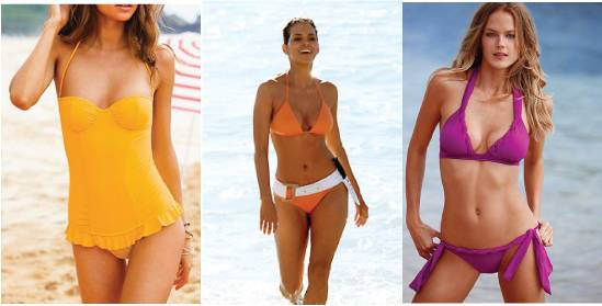 Swimsuit petite / Bikini