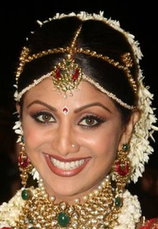 south indian bridal makeup. In the case of South Indian