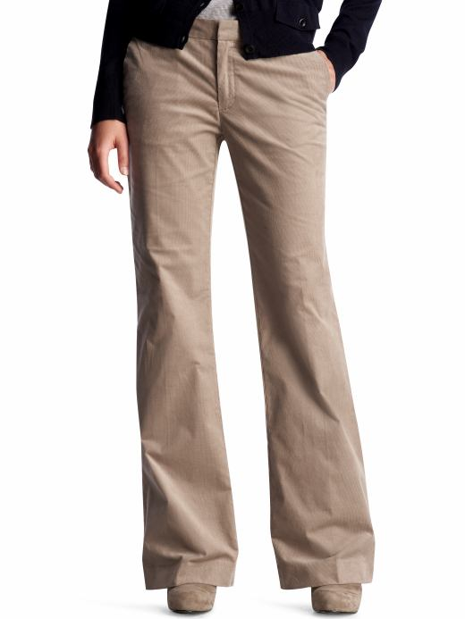 Corduroy pants women