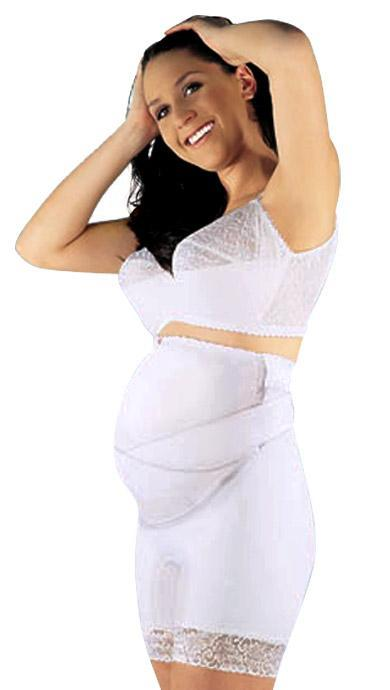 Maternity body shaper girdle