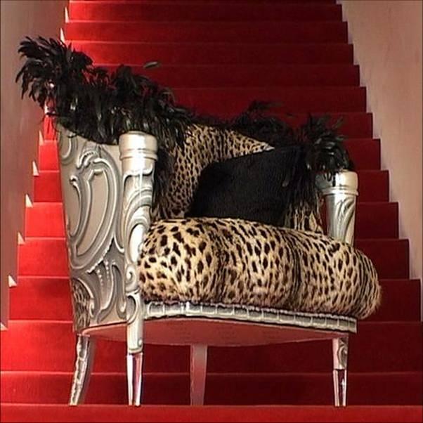 Michael Jackson luxury furniture on auction- Chair