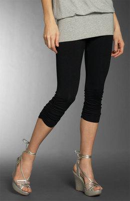 Mid calf length leggings