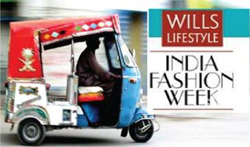 Painted auto-rickshaws to be auctioned at Wills India Fashion Week