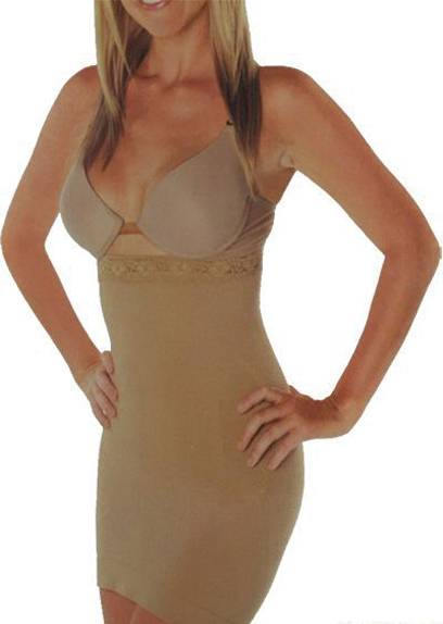 Slim body line seamless girdle