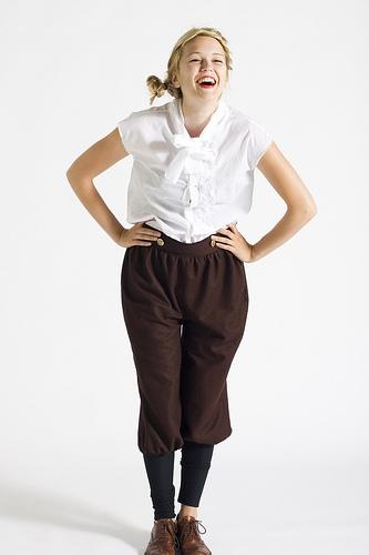 Dhoti pants for plus size women