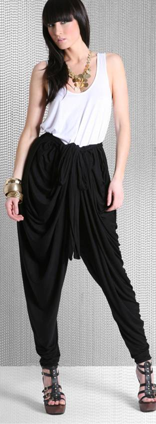 Dhoti pants for tall women